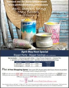 April-May Host Special
